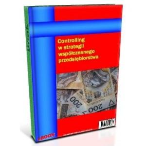 Controlling w strategii współczesnego przedsiębiorstwa