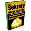 Sekrety pozycjonerów. Jak skutecznie wypozycjonować w wyszukiwarkach swoją stronę internetową?