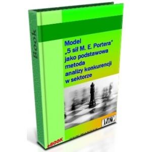 Model 5 sił Portera jako podstawowa metoda analizy konkurencji w sektorze