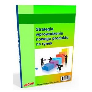 Strategia wprowadzenia nowego produktu na rynek