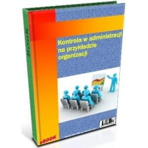 Kontrola w administracji na przykładzie organizacji